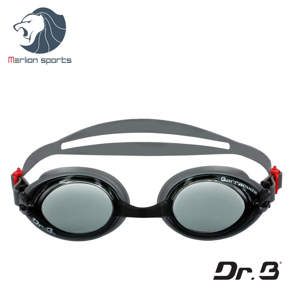 71e8066aa2e Dr.B Barracuda Optical Swim Goggle Barracuda RX Long-sighted with 3 Nose  Pieces