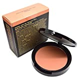 Women Cosmetic Matte Bronzer Pressed 0.33oz / 9.5g Powder Light, Deep, Medium, Dark & Deep Tan (MBB04 : DARK TAN)