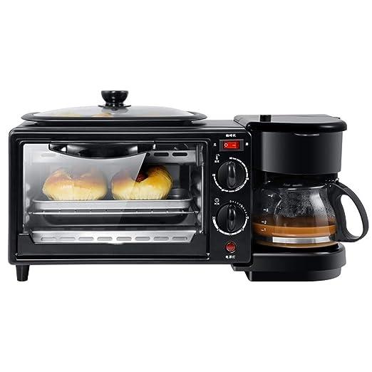 Mini tostadora 3 en 1 multifunción para panificadora: Amazon.es: Hogar