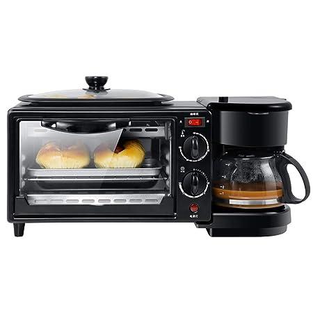 Mini tostadora 3 en 1 multifunción para panificadora: Amazon ...