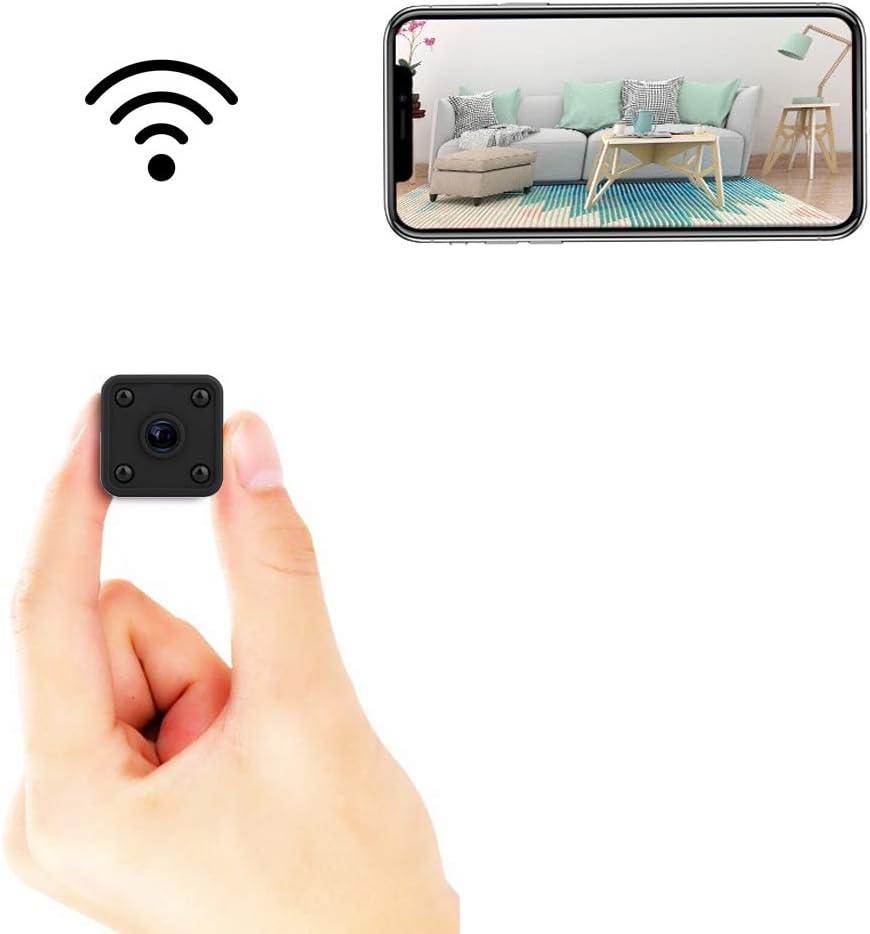 Nanny Camcorder Video Recorder Mini Hidden Spy Camera Bysameyee 1080P Hidden Cam with Night Vision