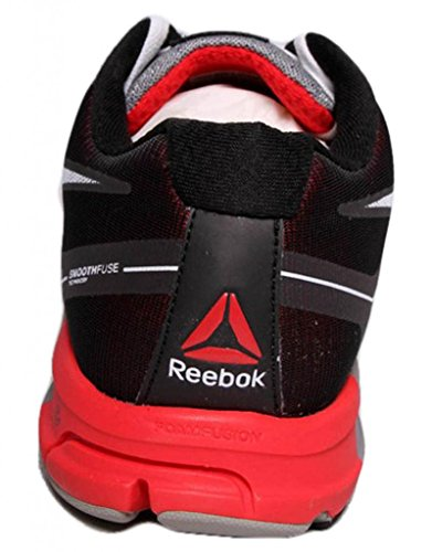 Reebok ONE CUSHION Chaussures running homme Blanc/Gris 44.5