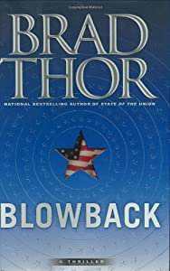Hardcover Blowback: A Thriller Book