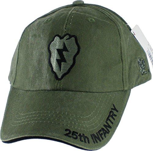 Eagle Crest U.S. Army 25th Infantry Cap