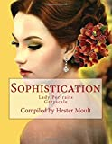 Sophisticated Lady Portraits: An Adult Grayscale Coloring Book
