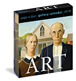 img - for Art Page-A-Day Gallery Calendar 2018 book / textbook / text book