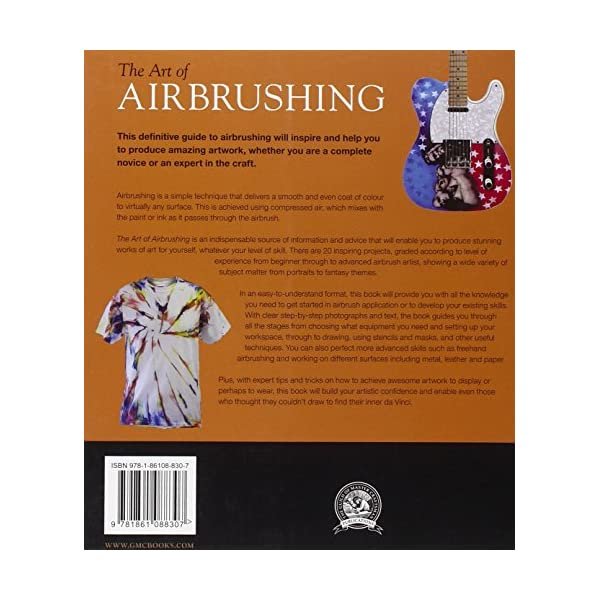 The-Art-of-Airbrushing-A-Simple-Guide-to-Mastering-the-Craft-Paperback–October-4-2011