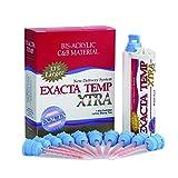 EXACTA Temp Xtra NA3.5-FS Shade A3.5 Dental Provisional Kit