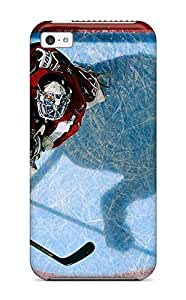 New Cute Funny Washington Capitals Hockey Nhl (64) Case Cover/ Iphone 5c Case Cover