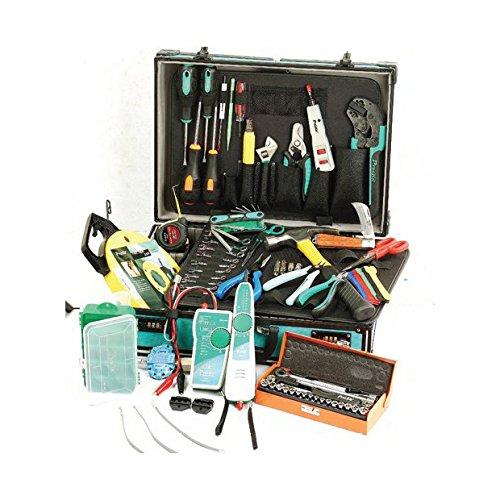 Pro'sKit 902-242 Deluxe Telecom Installer's Tool Kit