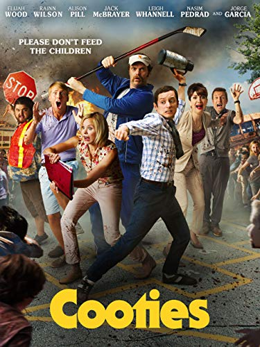 Halloween Movie Back In Theaters (Cooties)