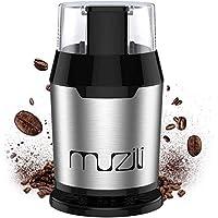 Muzili Molinillo Eléctrico de café Molinillo de Frijoles