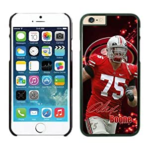 San Francisco 49ers Alex Boone Case For iPhone 6 Black 4.7 inches