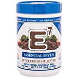 E7 Natural Chocolate Functional Food Nutritional Drink Mix 660g