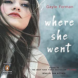Where She Went Audiobook
