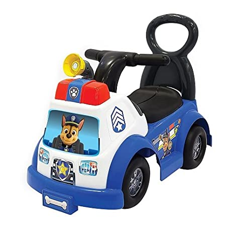 Paw Patrol Chase Rescue Truck Ride On Ride On