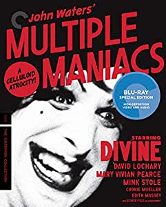 Multiple Maniacs [Blu-ray]