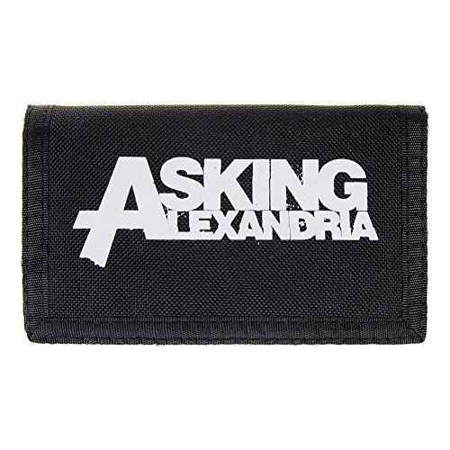 con nero logo portafoglio il Alexandria Band Chiedendo 4q7wa