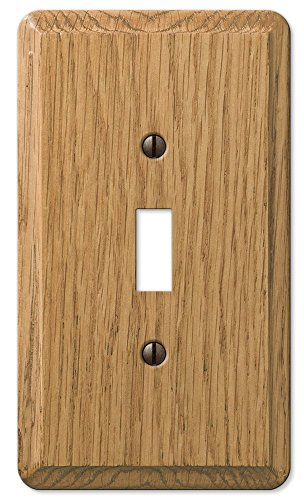 (AMERELLE 901TL Contemporary 1-Toggle Wall Plate)
