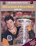 img - for The National Hockey League Official Guide & Record Book 1991-92 book / textbook / text book