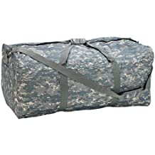 Extreme Pak 39 inches Digital Camo Pattern Water Resistant Duffle Bag