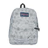 JanSport SuperBreak Backpack (White Urban Optical): more info