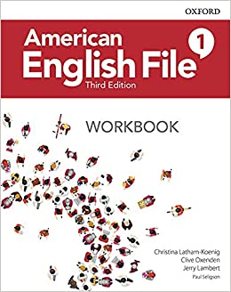 Amazon Com American English File 3th Edition 1 Workbook Without Answer Key American English File Third Edition 9780194906227 Varios Autores Books