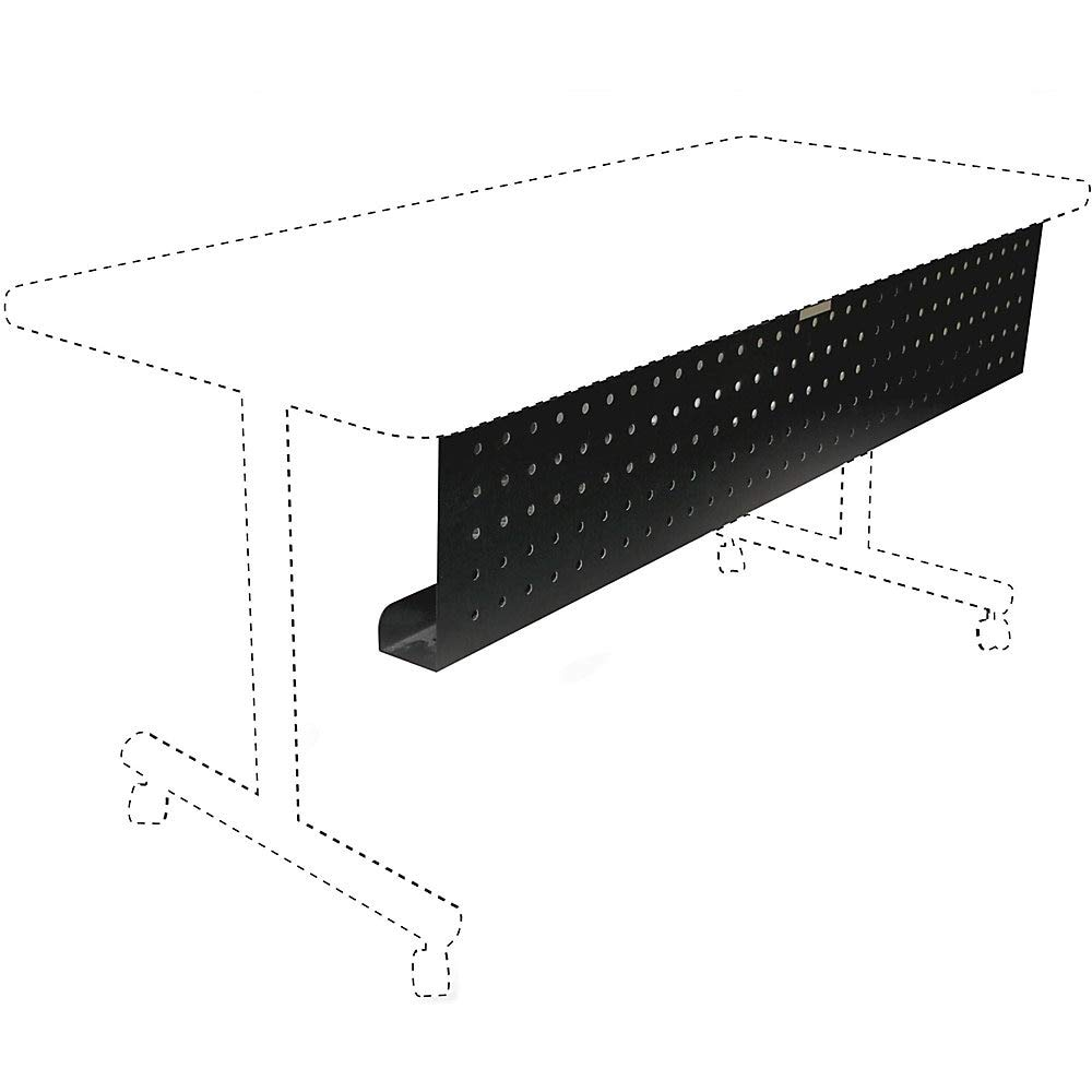 Lorell Rectangular Training Table Modesty Panel, 1.97 Height X 18.9 Width X 48.82 Length