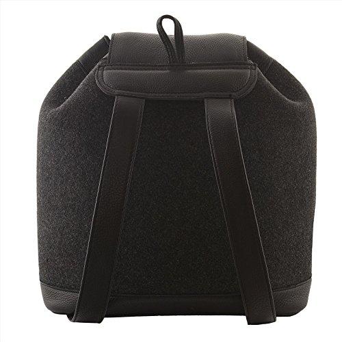 HAMMER COAL Fahrradrucksack, schwarz (schwarz) - BAG-220