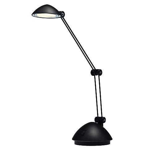 Koh-I-Noor S5010-646 3W LED A++ Negro lámpara de Mesa ...