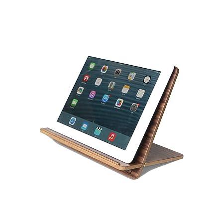 Bai Su su Soporte iPad Simple de Madera Maciza Soporte Plano Mesa ...