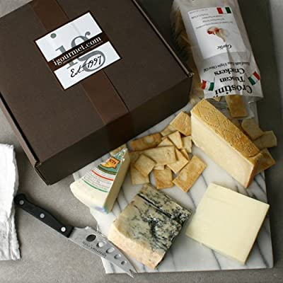 Italian Cheese Sampler in Gift Box (34 ounce)