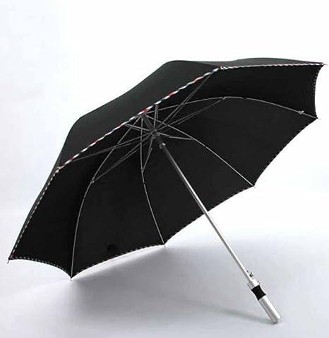 Kaxima Aluminio, Paraguas, Ligero, fácil de Llevar, Anti-UV ...