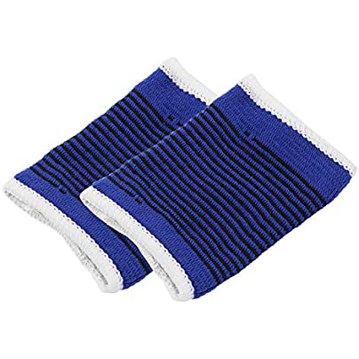 Wristbands Sport Sweatband Hand Band Sweat Wrist Support Brace Wraps Guards For Gym Volleyball Basketball Estimated Price £8.29 -