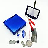 EXSEK Replacement Housing Shell Pack Compatible for Game boy Advance SP