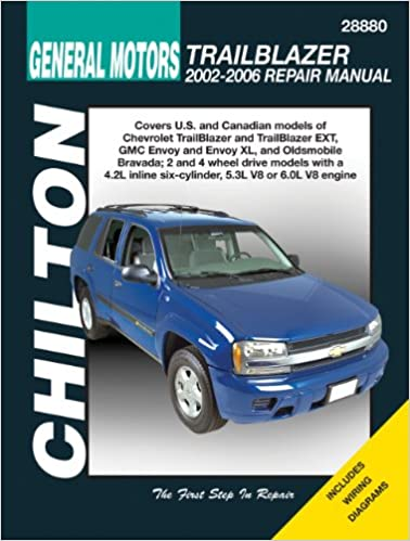2006 trailblazer manual