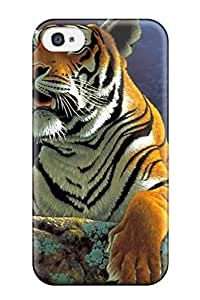 ElsieJM Premium Protective Hard Case For Iphone 4/4s- Nice Design - Animal Free 800215600