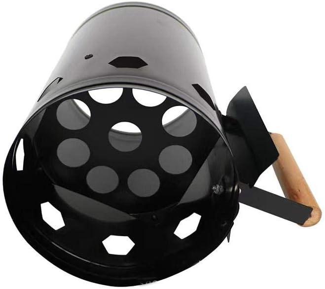 Parrilla De Barbacoa Herramientas De Barbacoa Al Aire Libre Punto Rápido Encendido De Carbón Barriles Encendido De Estufa De Carbono Para Herramientas De Barbacoa Al Aire Libre Picnic Seguro De Bambú