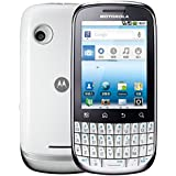 MOTOROLA FIRE WEISS - Android 2.3 (Gingerbread) Smartphone