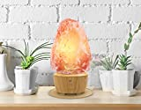 iHome Zenergy Salt Rock Lamp Meditative Light and