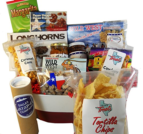 Lone Star Pride Gift Basket by Texas Treats