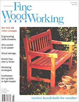 Groovy Fine Woodworking Magazine June 1998 No 130 Fine Spiritservingveterans Wood Chair Design Ideas Spiritservingveteransorg