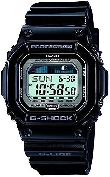 Casio Hommes GLX 5600 1DR Montre G Shock Cadran Noir Résine  sL9rs