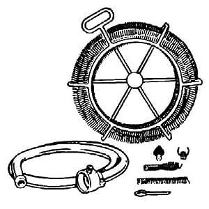 Amazon Com Ridgid 59365 A 30 Drain Cleaner Cable Kits