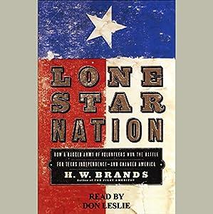 Lone Star Nation Hörbuch
