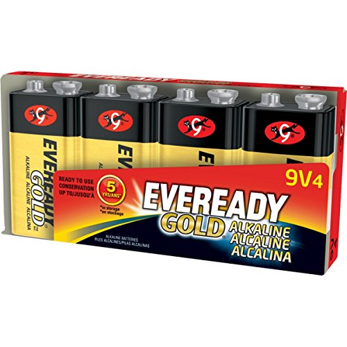 EVEA5224 - Eveready A522BP-4 Eveready Alkaline General Purpose Battery by Eveready