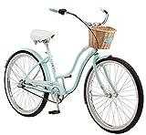 Schwinn Women's Scarlet 26″ Wheel Cruiser Bicycle, 14″/Small