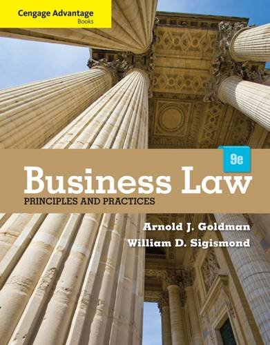Business Law:Prin.+Practices