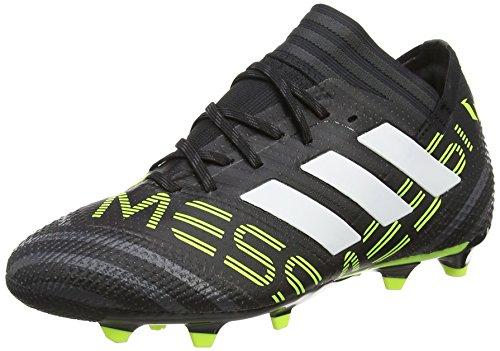 Adidas 17.1 Unisex-Kinder NEMEZIZ Messi 17.1 Adidas FG Fußballschuhe Schwarz (Core schwarz/Footwear Weiß/Solar Yellow) f4912e