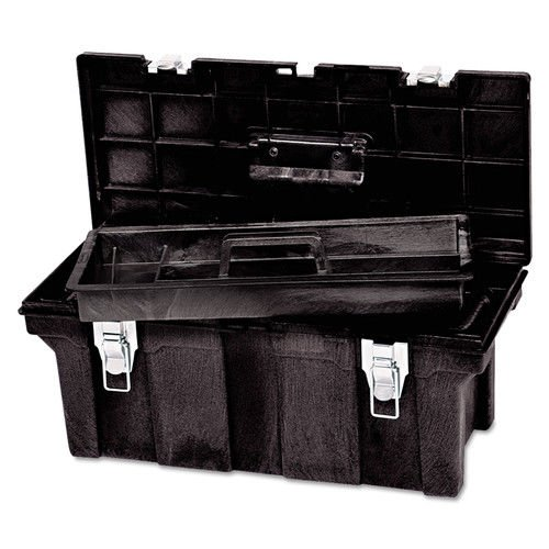 Rubbermaid Durabull Industrial 26-by-11-by-11-1/2-Inch Toolbox #780200 (Storage Box Locking Rubbermaid)